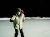 Skating on Galeairy Lake at Couples Resort