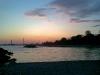 Balmy Beach Sunset