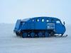 Ice fishing bus