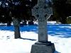 Mazo de la Roche - gravestone