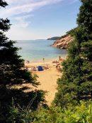 Sand Beach, Acadia National Park, ME
