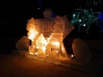 Ice Carvings - Confederation Park
