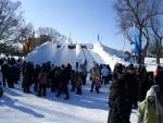 Snowflake Kingdom - ice slides