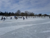 Skating the Rideau - Pond Hockey Championships