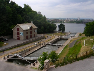 Rideau Locks, Ottawa