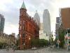 Downtown Toronto - Flatiron Building