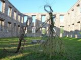 Ruins of Holy Cross Jesuit Mission, Wikwemikong