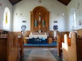 Holy Cross Church, Wikwemikong