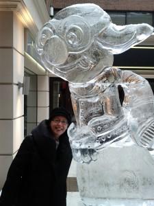 Ice Festival, Yorkville February 2011
