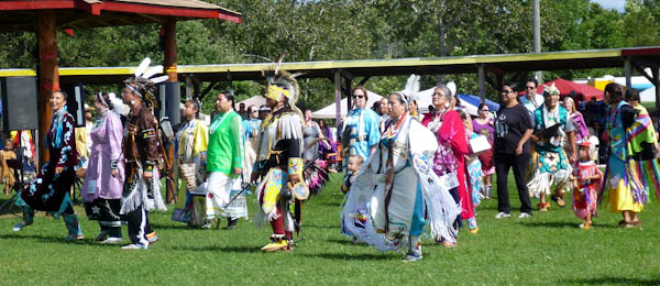 Wikwmikong Cultural Pow Wow 2013