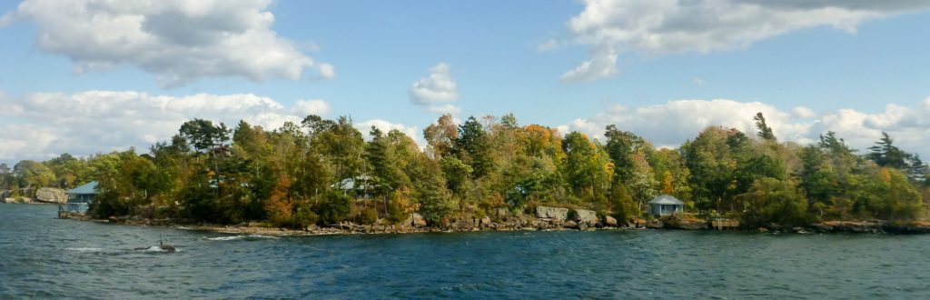 Islands in the St Lawrence