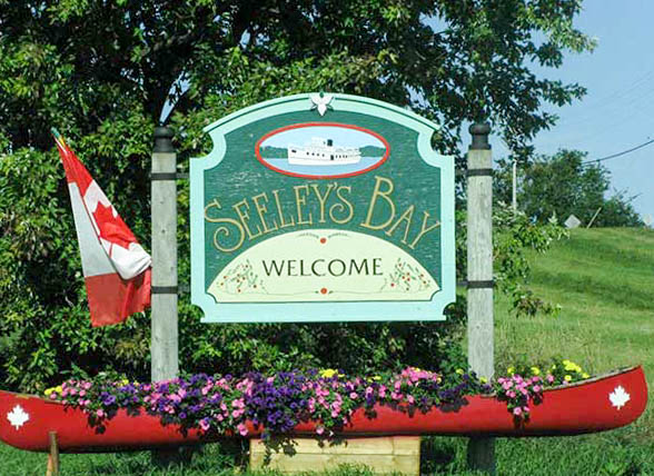 Welcome to Seeley's Bay