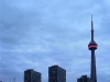 CN Tower from the Harbourfront