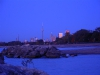 CN Tower at Dawn from the Eastern Beaches