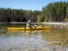Kayaking at Eugenia Lake
