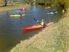 Kayaking on the Beaver River