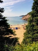 Sand Beach, Acadia National Park, ME