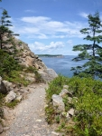 Coast path, Acadia National Park, ME