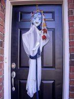 Blue-faced Crone