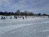 Skating the Rideau - Pond Hockey Championships