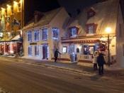 Quebec City - Aux Anciens Canadiens