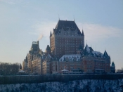 Quebec City - The Fairmont Le Château Frontenac