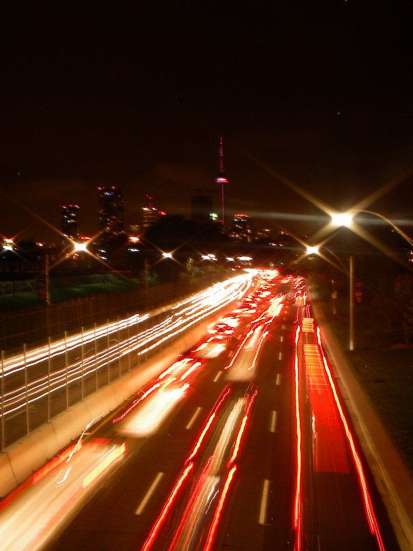 Night city (Toronto)