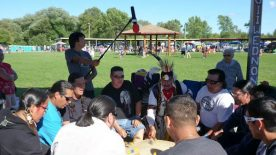 Wikwemikong Cultural Pow-Wow - Drummers & Singers