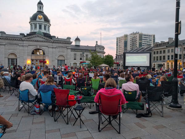 Movies in Springer Square