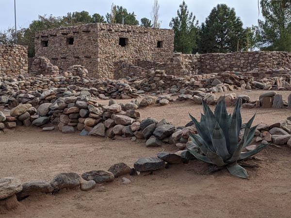 Besh-Ba-Gowah, Globe, Arizona