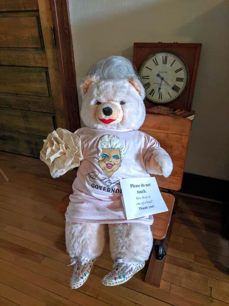 The Rose Mofford Bear