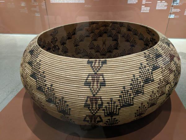 California basketry