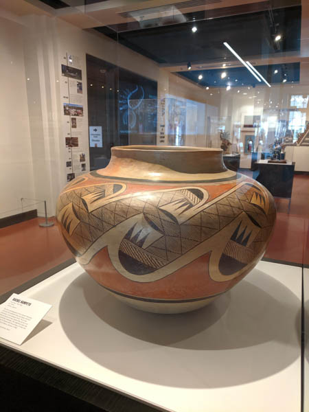 Pottery at the Heard