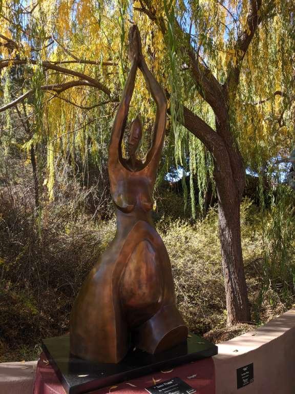 Perusing Sedona's Galleries