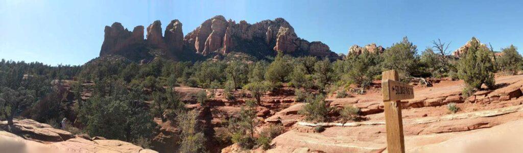 Soldier's Pass Trail, Sedona, Arizona